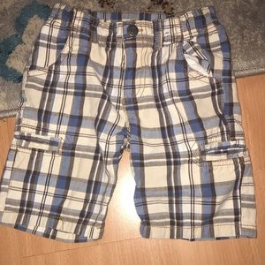 Arizona Jeans plaid shorts